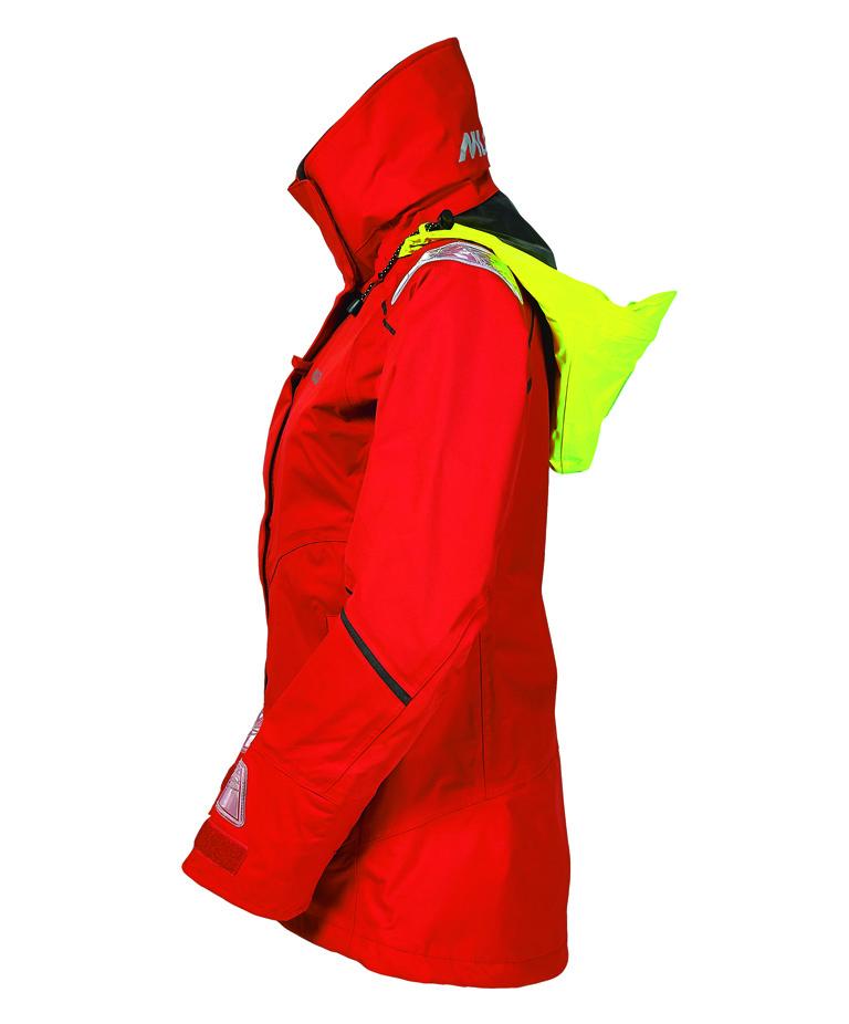 Sejlertøj BR1 Inshore Musto jakke BR1 Inshore dame