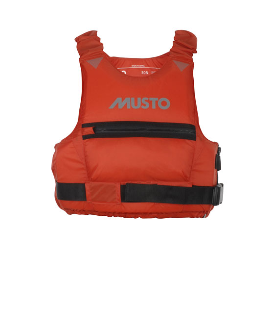 Svømmevest Musto FireOrange str. junior large