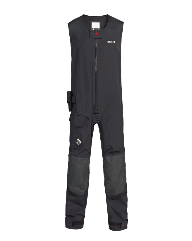 Salopette Musto BR1 Race, sort XL